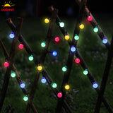 Christmas Bubble Solar Lights