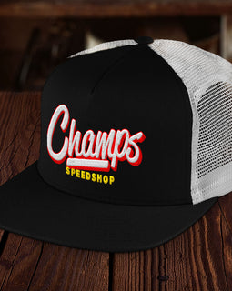 Champ's Speedshop Trucker Cap