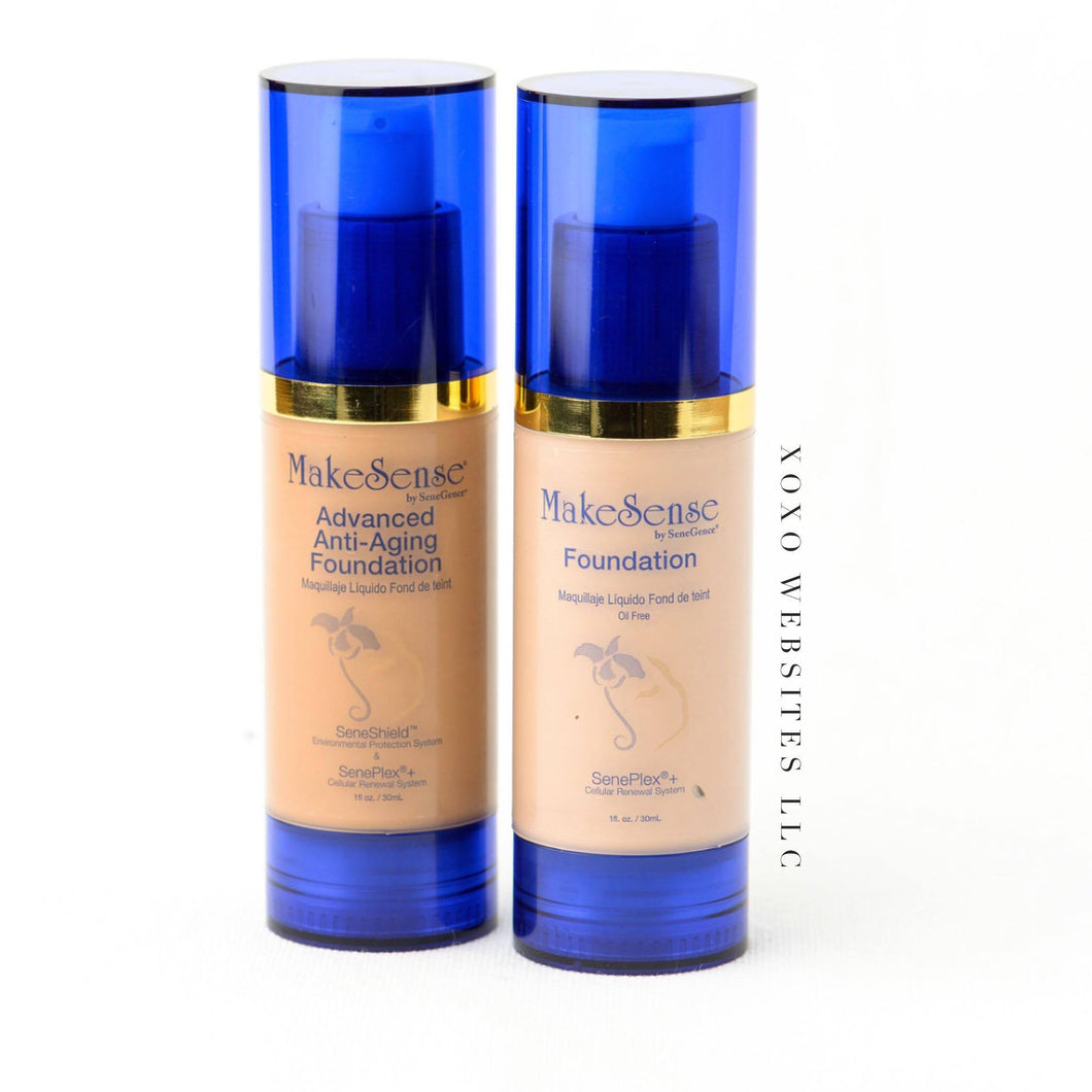 Advanced Anti-Aging Collection - Foundation