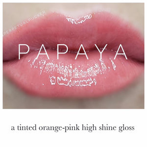 Papaya Gloss