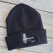 The Adams & HOTF unisex beanie