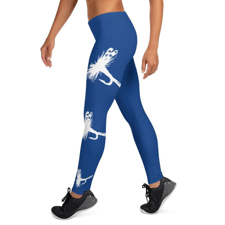 High on the FLY Leggings, Royal