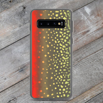 Brook Trout Skin Art - Samsung Case (various models)