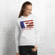 High on the Fly Flag Hoodie