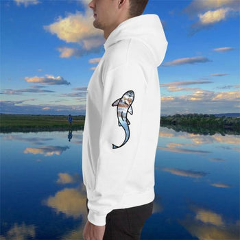 A River Runs Through It - Hooded Sweatshirt