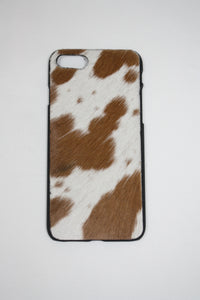 iPhone 7/8 Cowhide Cover