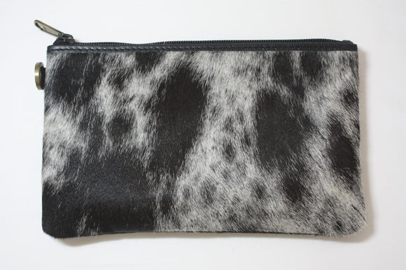 Small Cowhide Clutch