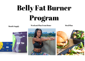 Belly Fat Burner Month Program