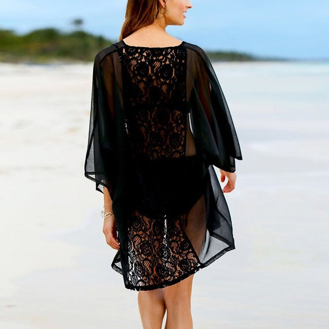 Women's Lace Cover-Up
