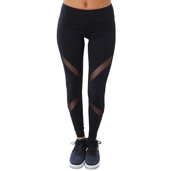 High Waist Skinny Leggings - Yoga Pants