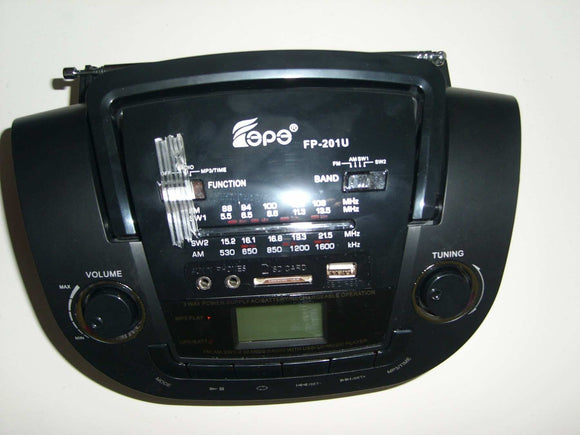 AM/FM/SW/usb/sd/mp3 plejer-MP3 radio USB player-MP3 radio