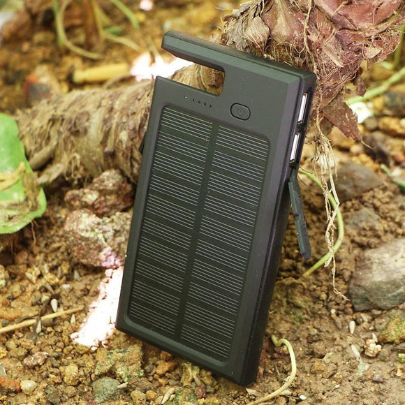 Solarni Power Bank 30000mAh novo Solarni Power Bank 30000mA