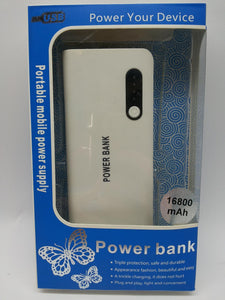 Power Bank 16800 mAh -NOVO- POWER BANK