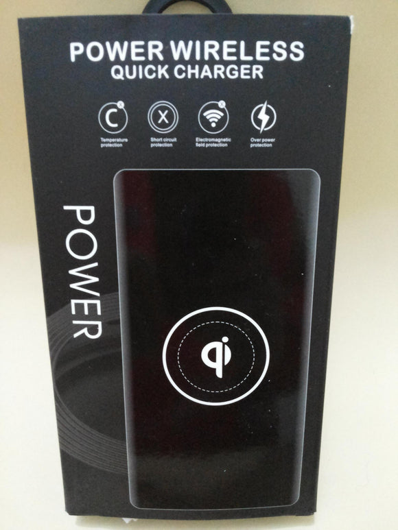Power Bank Bežični punjač-Wireless Charger 10000mAh