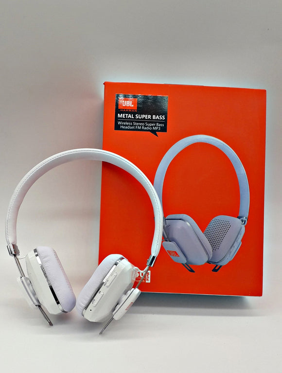JBL METAL SUPER BASS wireless slušalice-NOVO-slušalice