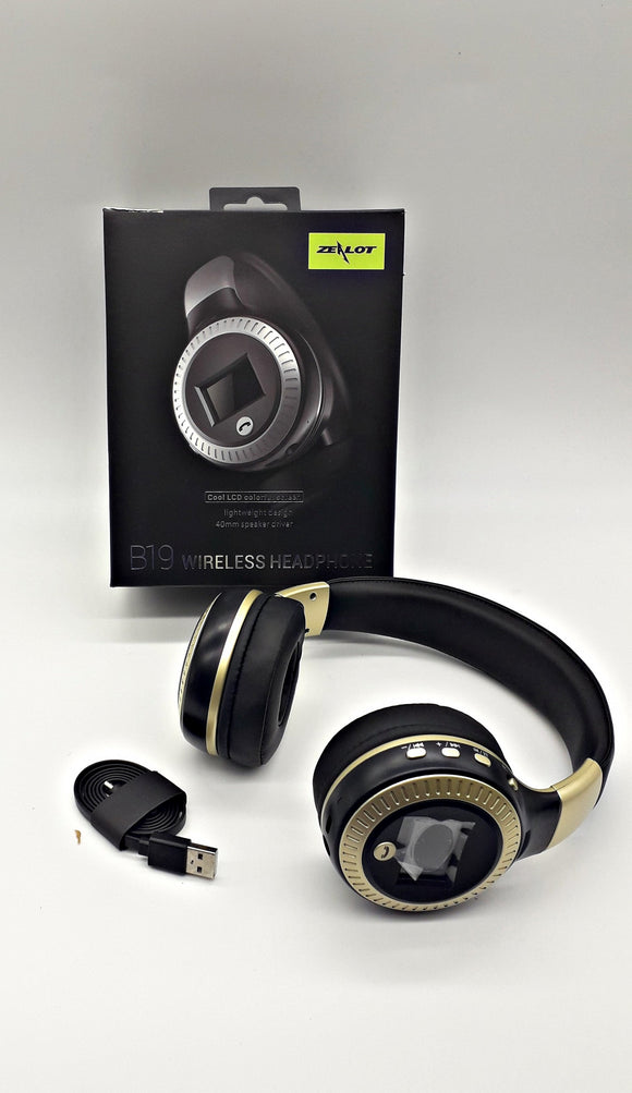 ZEALOT B19 WIRELESS slušalice-NOVO-wireless slušalice