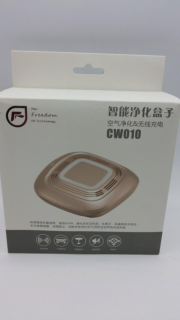 Bežični punjač (Wireless Charger) QI StandardOsveživač NOVO