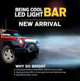 Led bar sa nosacima 120w 54cm -5500din180w 240w 300w-Led bar