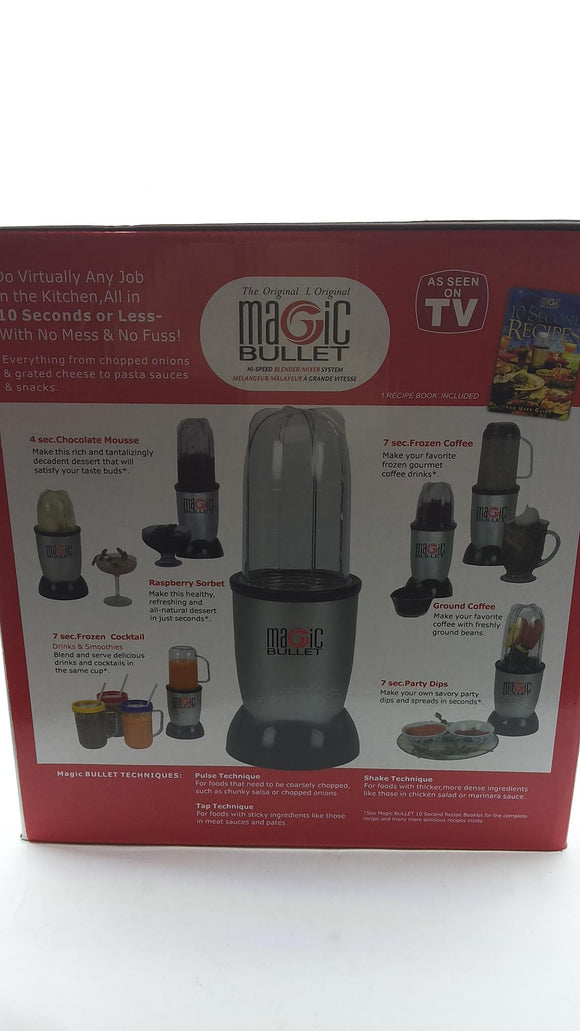 Nutri Magic Bullet 600w