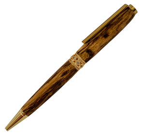 Handcraft Wooden Pen Created From Spalted Gorse