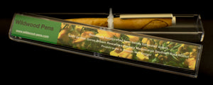 Hard to find Christmas gift Handcraft Wooden Pen Made From New Zealand Weathered Gorse Pen
