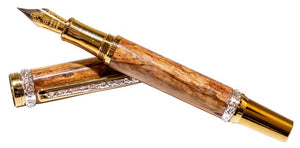 Gorse Wood Fountain Pen