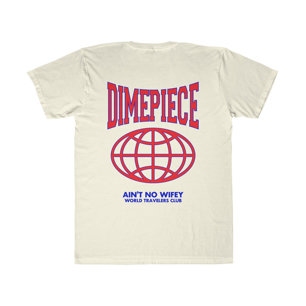 Dimepiece Boxing Unisex Fitted Tee