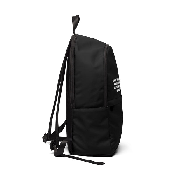 Dimepiece Growth Unisex Backpack