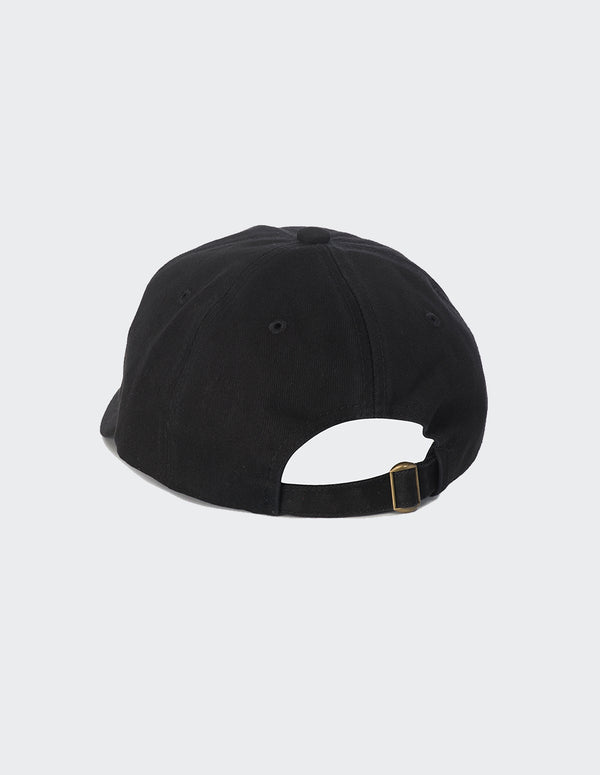 Catching Flights not Feelings Dimepiece Hat Black
