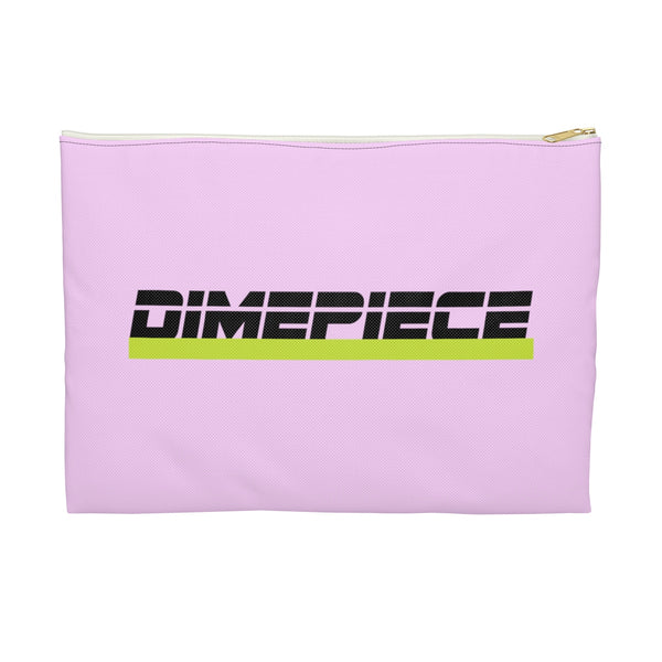Dimepiece Purple Clutch