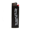 Dimepiece Smoke My Truth Blk Lighter