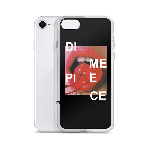 Dimepiece Open Wide iPhone Case