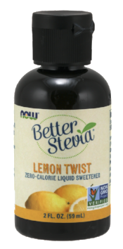 Stevia Lemon Twist Liquid Sweetener