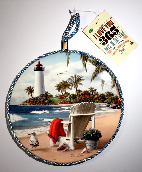 Beach Chair Trivet