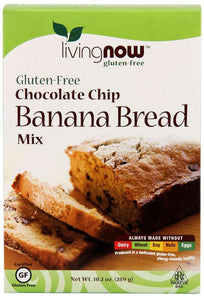 Chocolate Chip Banana Bread Mix, Gluten-Free - 11.3 oz.