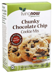 Chunky Chocolate Chip Cookie Mix, Gluten-Free - 17 oz.