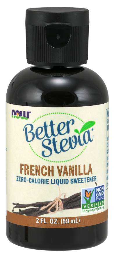 Better Stevia Liquid, French Vanilla