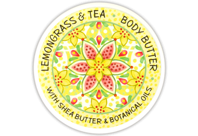 LemonGrass & Tea Body Butter
