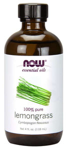 LemonGrass Essential Oil 4 oz