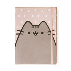 Pusheen Dots Journal, 8x6""