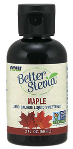 Better Stevia Liquid, Maple