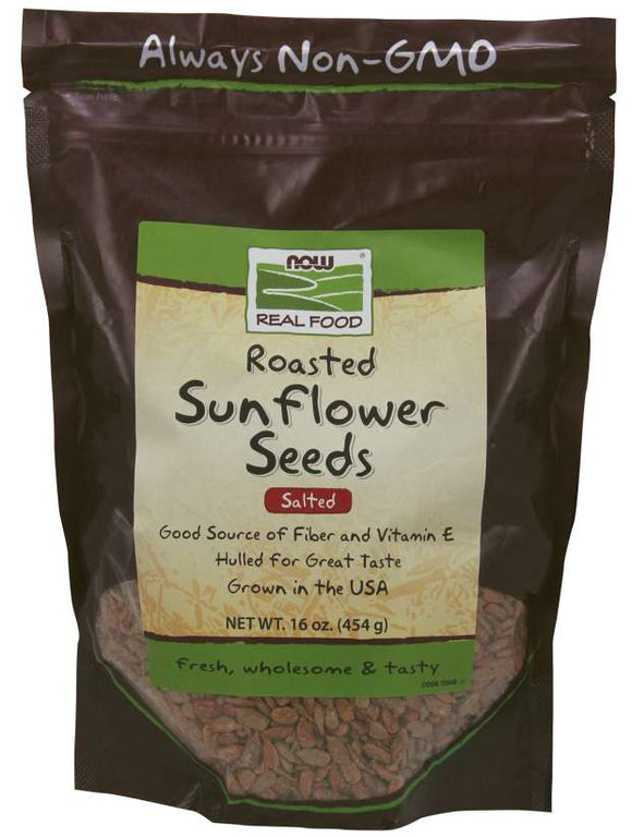 Sunflower Seeds, Roasted & Salted - 16 oz