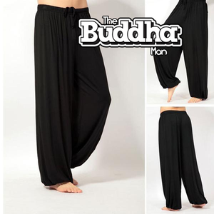 Men's Loose Meditation Pants