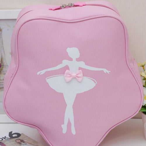 Ballet Bag with Dancer Design