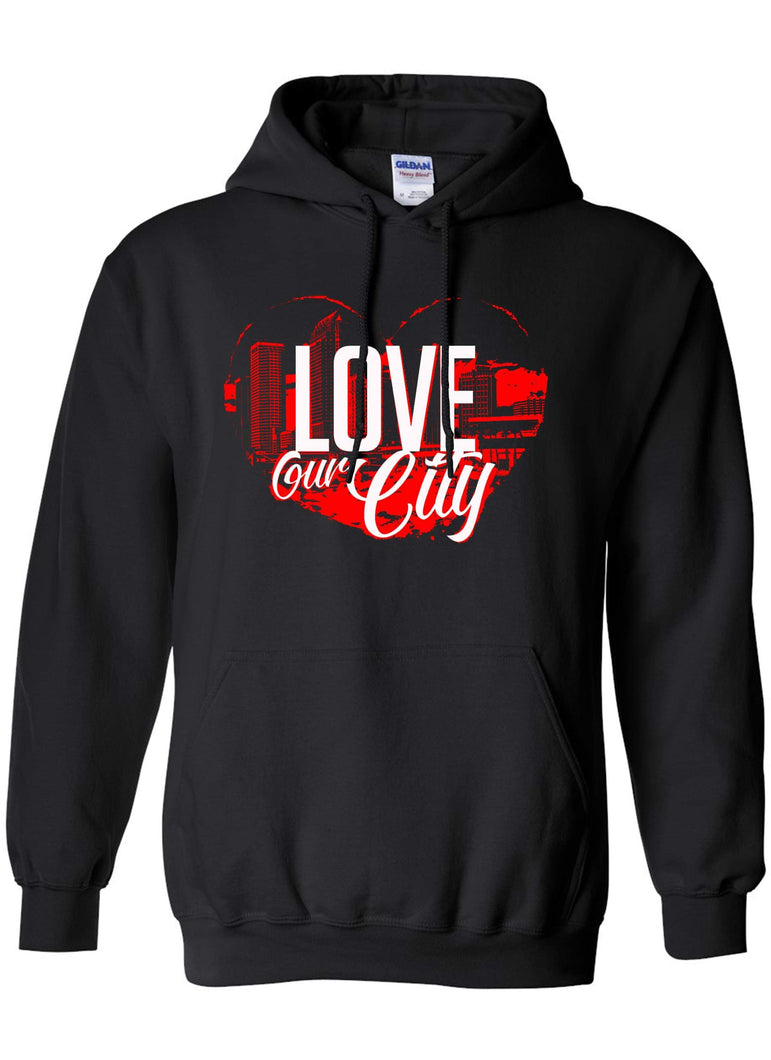 Love Our City Hoodie