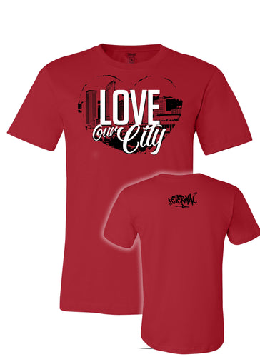 Love Our City Tee