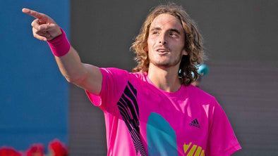 Stefano Tsitsipas' Fashion and More...