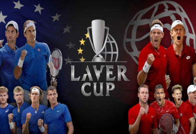 The Funniest Moments of Laver Cup 2018