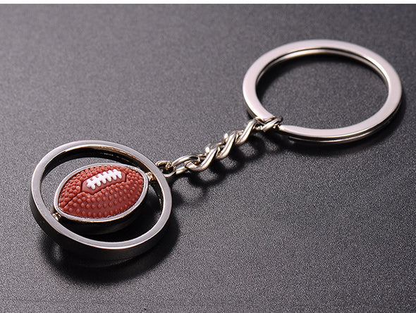 American Football Keychain