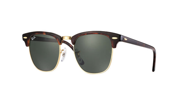 Ray Ban Clubmaster Brown Classic